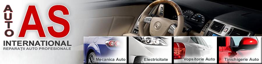 Auto As International - service auto Bucuresti Logo