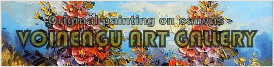 VOINEAGU ART GALLERY Braila - Picturi originale, inramari si restaurari Logo