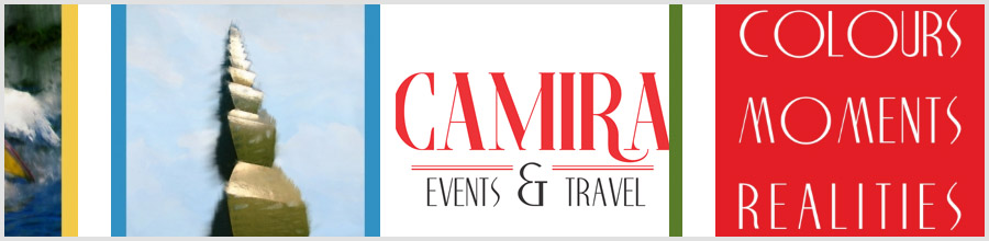 CAMIRA EVENT & TRAVEL Logo