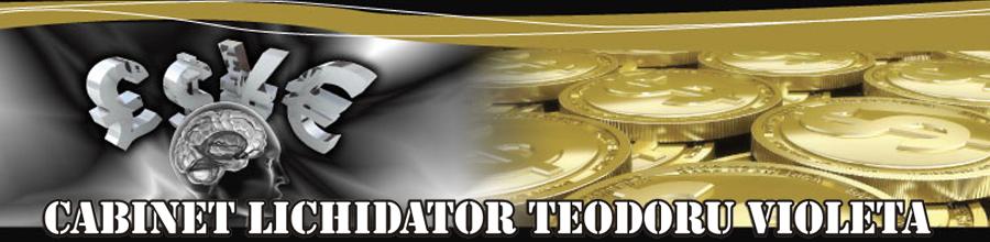 CABINET LICHIDATOR TEODORU VIOLETA Logo