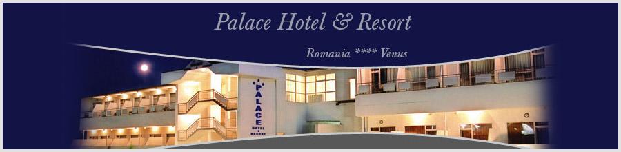 Palace Hotel & Resort**** - jud. Constanta Logo