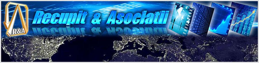 RECUPIT & ASOCIATII Logo