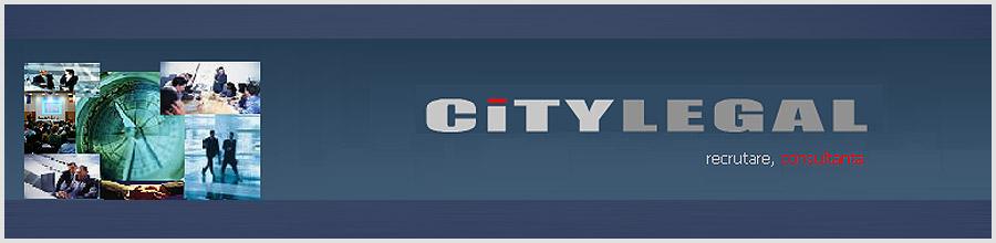 CITY LEGAL Logo