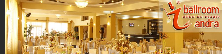 Ballroom Andra, Organizare nunti - Galati Logo