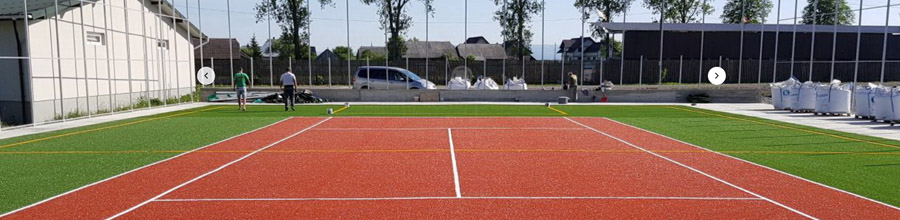 Sintetik, Timisoara - Gazon sintetic sportiv si echipamente sportive Logo