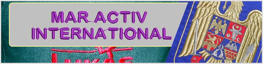 MAR ACTIV INTERNATIONAL Logo