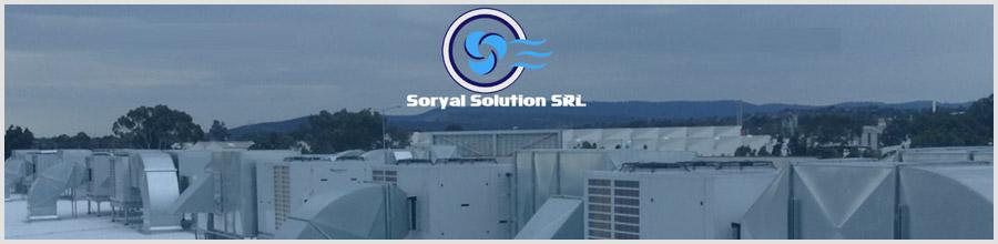 Soryal Solution Bucuresti - Echipamente si instalatii frigorifice Logo