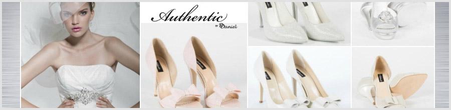 AUTHENTIC Bucuresti - pantofi de dama la comanda Logo