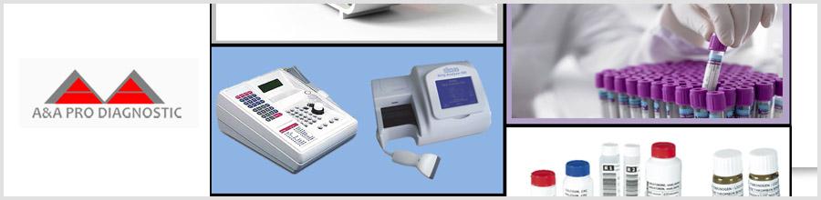 A&A PRO DIAGNOSTIC echipamente diagnostic pentru laboratoare Bucuresti Logo