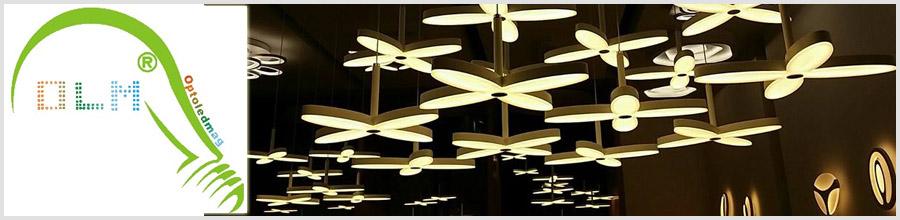 OptoLedMag Bucuresti - Magazin Corpuri de iluminat cu LED Logo