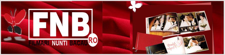 FNB Events servicii de filmari si foto nunta Bacau si in tara Logo