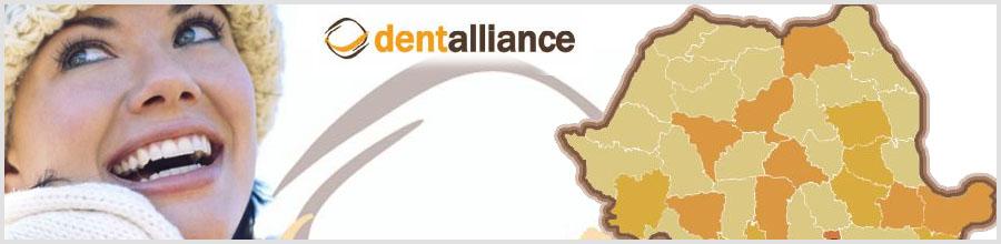 CABINET STOMATOLOGIC DENTALLIANCE Logo