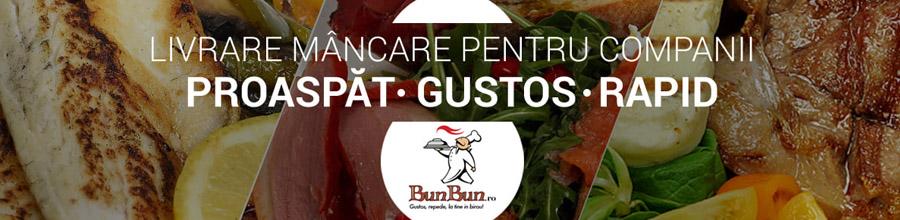 Bun Bun, catering evenimente - Bucuresti Logo