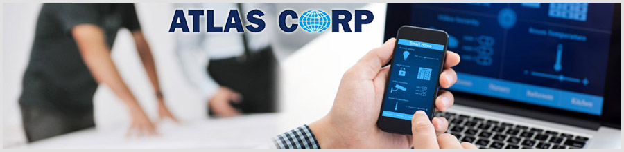 ATLAS CORP Logo
