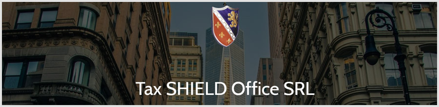 TAX SHIELD OFFICE Logo