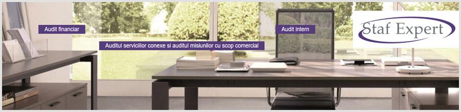 Staf Expert, contabilitate si audit Bucuresti Logo