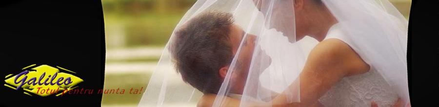 Galileo Film, organizari nunti - Sibiu Logo