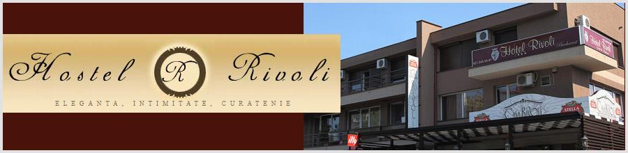 HOTEL RIVOLI*** Logo