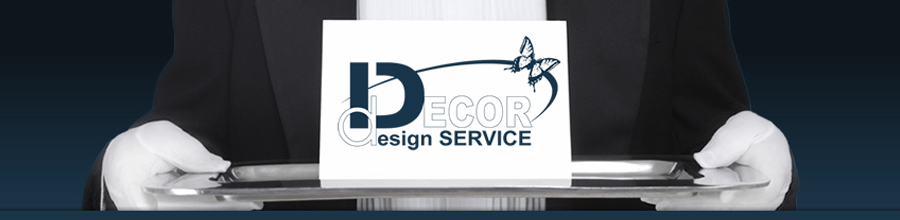 DECOR DESIGN SERVICE Logo