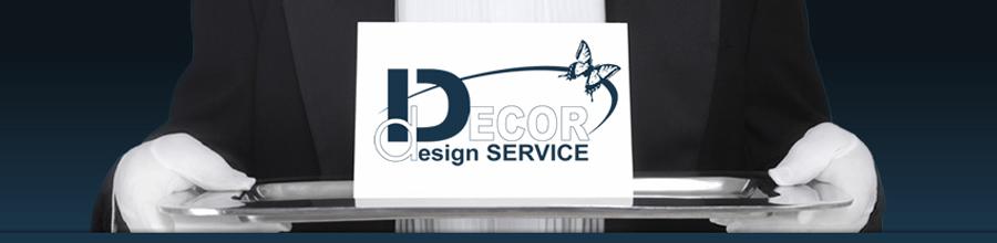 DECOR DESIGN SERVICE Logo