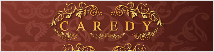 CAREDY LUXURY BALLROOM Logo