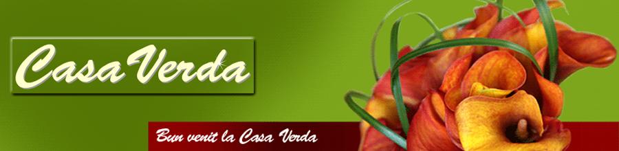 CASA VERDA Logo