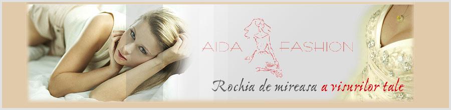 AIDA FASHION Logo