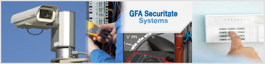 GFA SECURITATE Logo