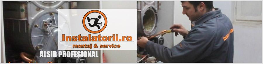ALSIR PROFESIONAL - instalatorii.ro Logo