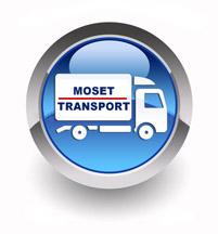 Moset Transport - Transporturi rutiere de marfuri generale, frigorifice Bucuresti Logo