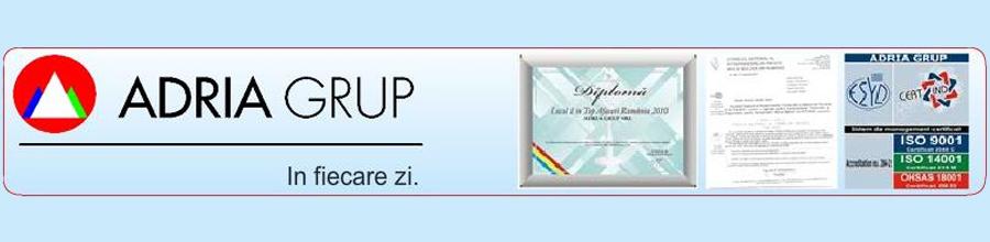 Adria Grup, Bucuresti - Toate tipurile de servicii de curatenie Logo