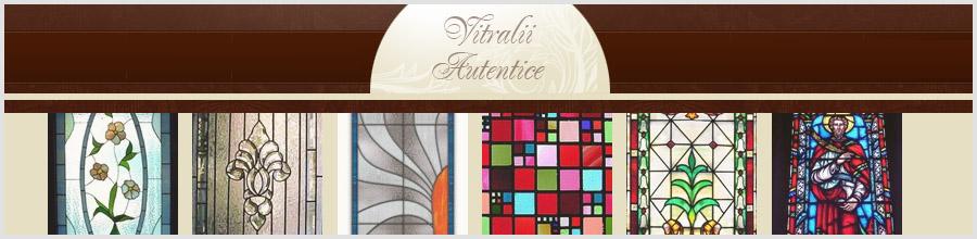 VINTAGE ART - Vitralii si produse din sticla prelucrata Logo
