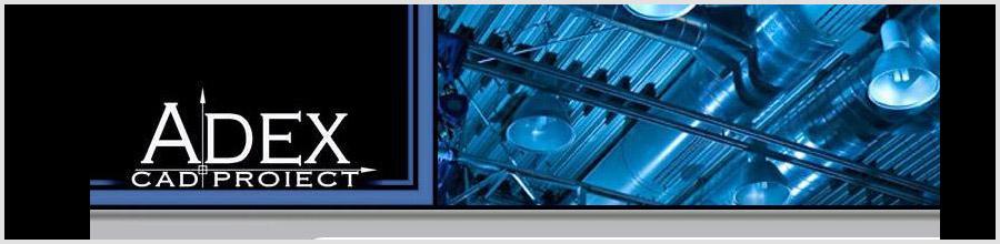 Adex Cad Proiect - proiectare instalatii sanitare Bucuresti Logo