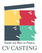 CV ENTERTAINMENT Logo