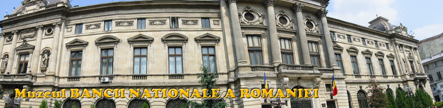 Muzeul Bancii Nationale a Romaniei Logo