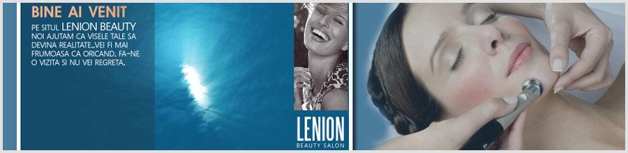 Lenion Style Studio Logo