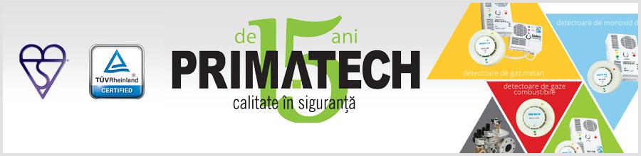 PRIMATECH Logo