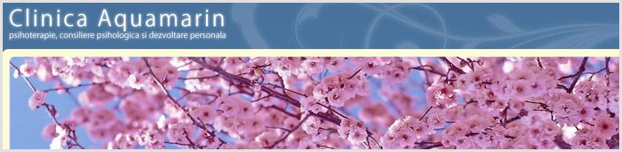 CLINICA AQUAMARIN psihologie si psihoterapie Bucuresti Logo