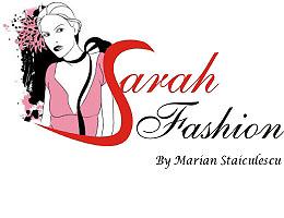 Atelier Croitorie - SARAH FASHION COUTURE Logo