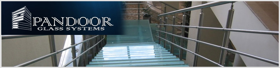 Pandoor Glass Systems amenajari din sticla securizata si balustrade Ilfov Logo