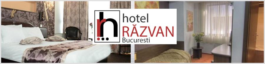 Hotel RAZVAN*** Logo