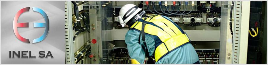 INEL - Instalatii Electrice Industriale Buzau Logo