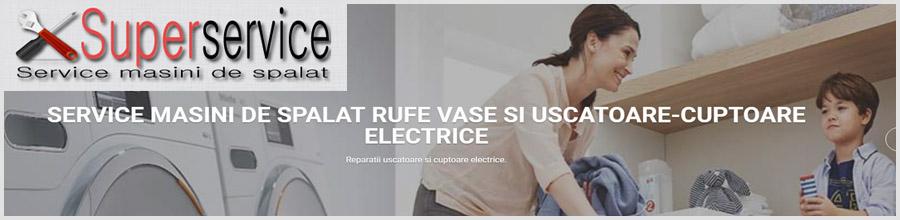 Super Service Reparatii electrocasnice - SuperService.ro Logo