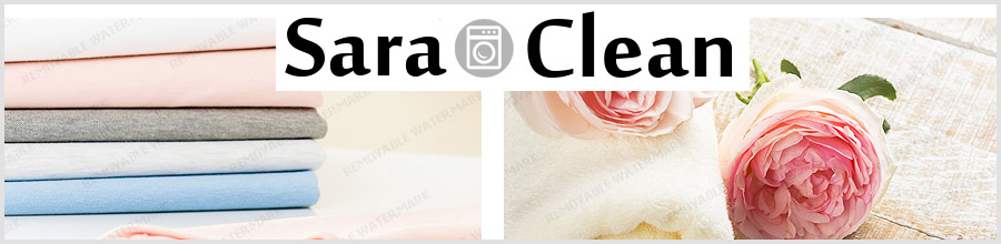 SARA CLEAN - Spalatorie, curatatorie chimica ecologica Bucuresti Logo