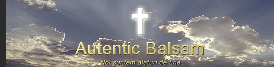 AUTENTIC BALSAM Logo