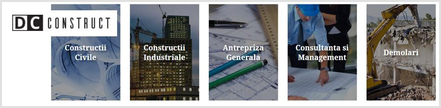 Deluxe City Construct, Bucuresti - Constructii civile si industriale Logo