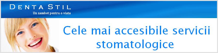 CABINET STOMATOLOGIC Denta Stil Logo