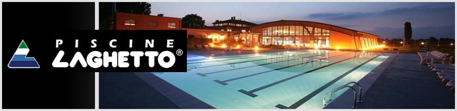 Piscine Laghetto East - Constructii piscine si saune , Bucuresti Logo