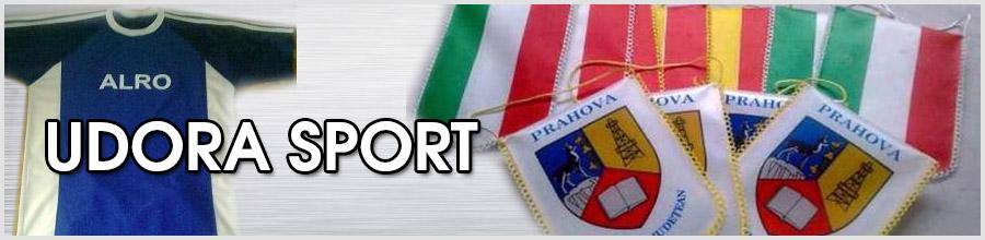 UDORA SPORT - echipamente sportive Ploiesti Logo