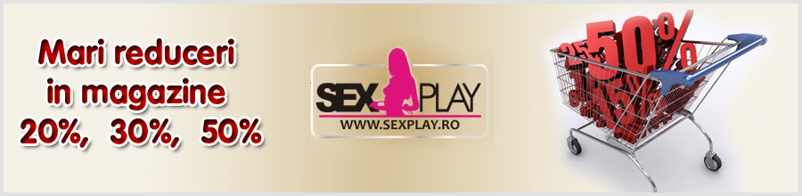 SexPlay, Sex Shop - Bucuresti Logo